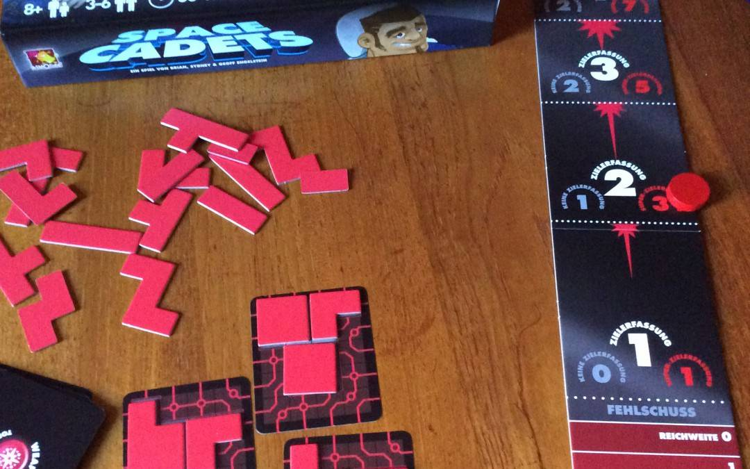 Play-through: Space Cadets