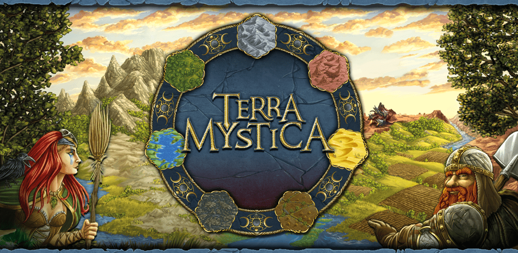 Terra Mystica and Fire & Ice extension