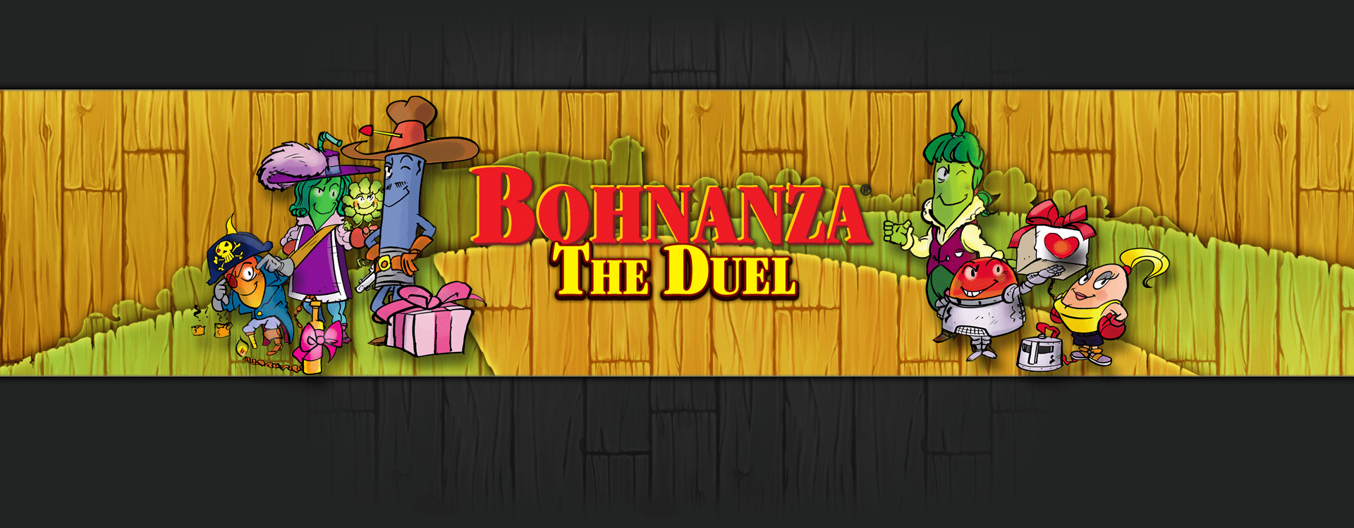 Bohnanza The Duel header image (2 player card game)