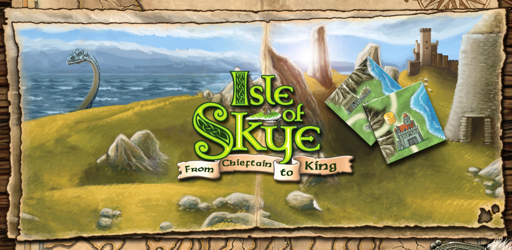 Isle of Skye the Game App (2-5 Player strategy board game)