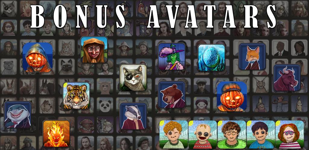 Bonus Avatars