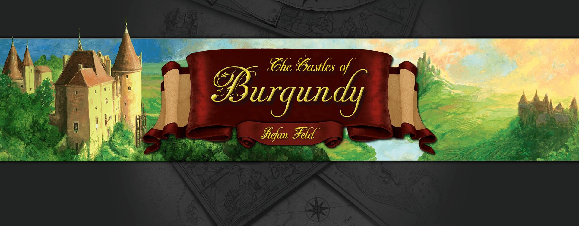Burgundy by Stefan Feld