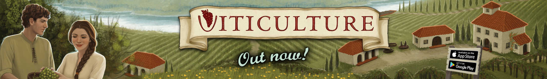 Viticulture by Jamey Stegmaier & Alan Stone